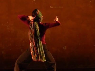 Bhopal Blue (teaser) création Brigitte Chataignier/Cie Prana