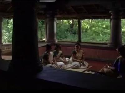 """""""La Danse de l'Enchanteresse"""" Extrait 5, Film de B. Chataignier et A. Gopalakrishnan"""